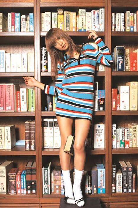japanese model, singer sada mayumi actress pics
