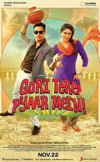 Gori Tere Pyar Mein Poster