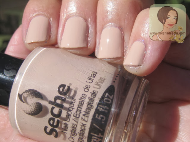 Seche Nail Lacquer in Head to Toe