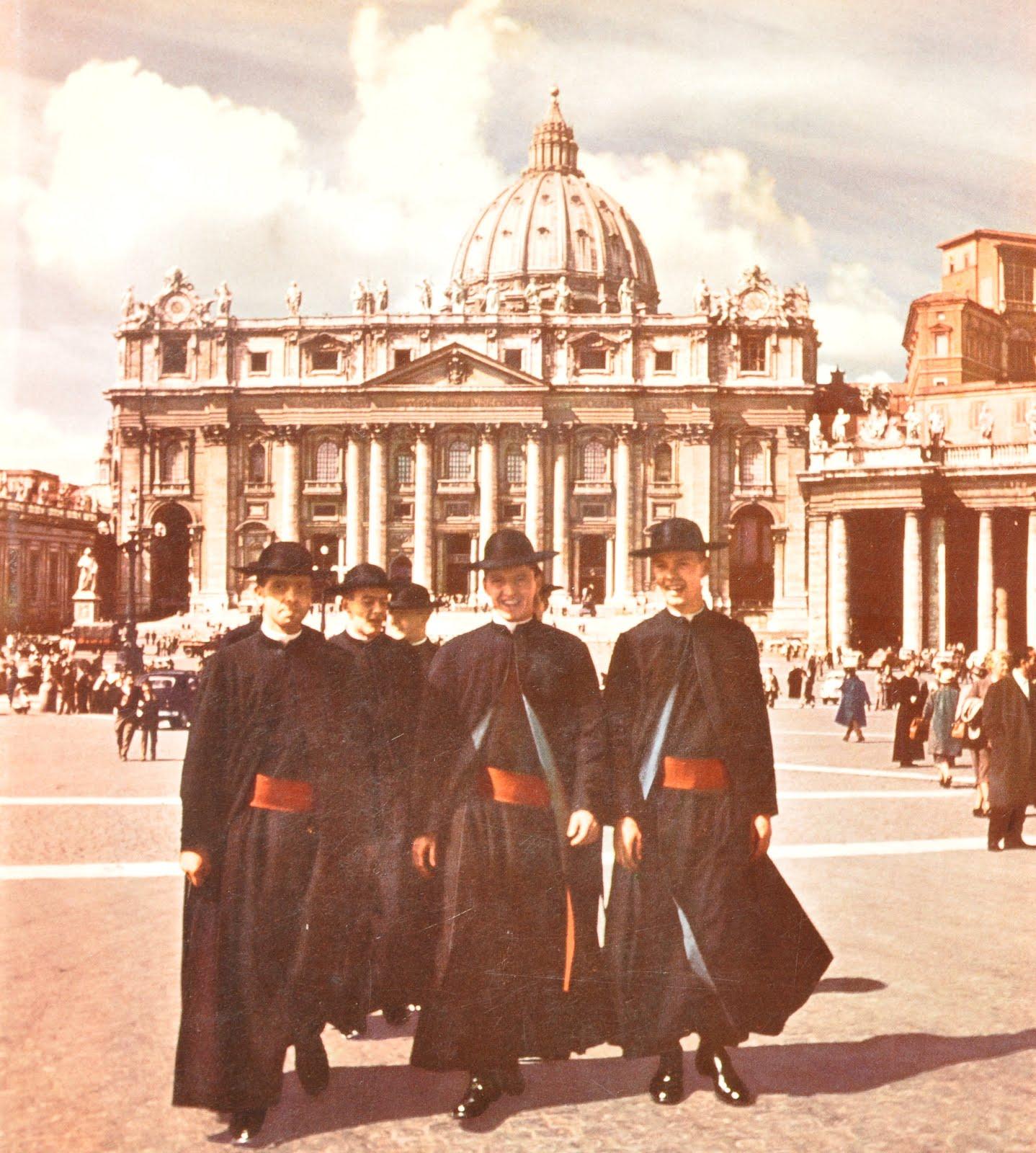 pontifical north college rome - photo#7