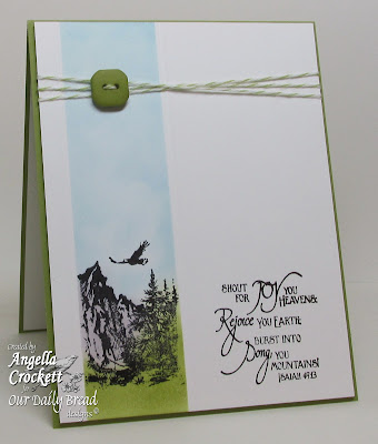 "ODBD ""Keep Climbing"" Designer Angie Crockett"