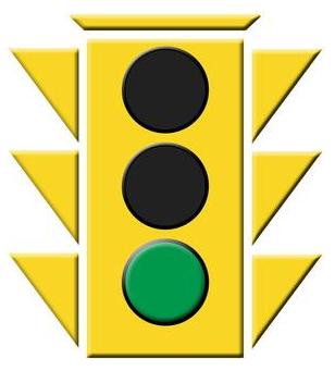 semáforo, tablero de mandos, cuadro de mandos, tableau de bord