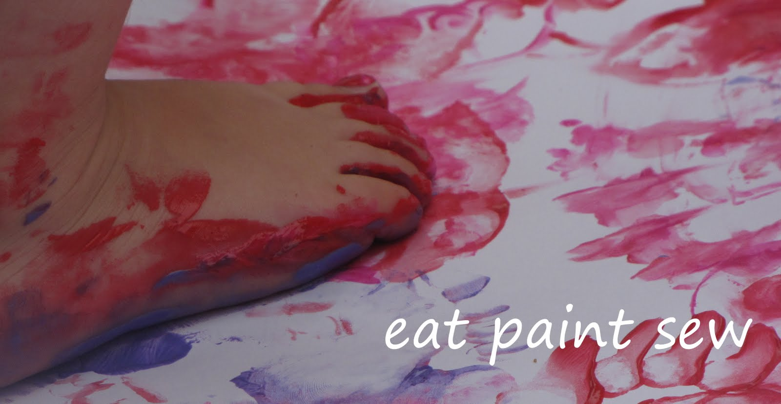eat paint sew