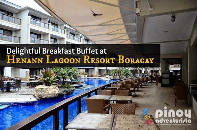 Henann Lagoon Resort Boracay Breakfast Buffet Photos