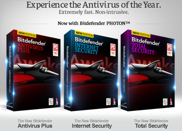 The New Bitdefender Total Security 2014