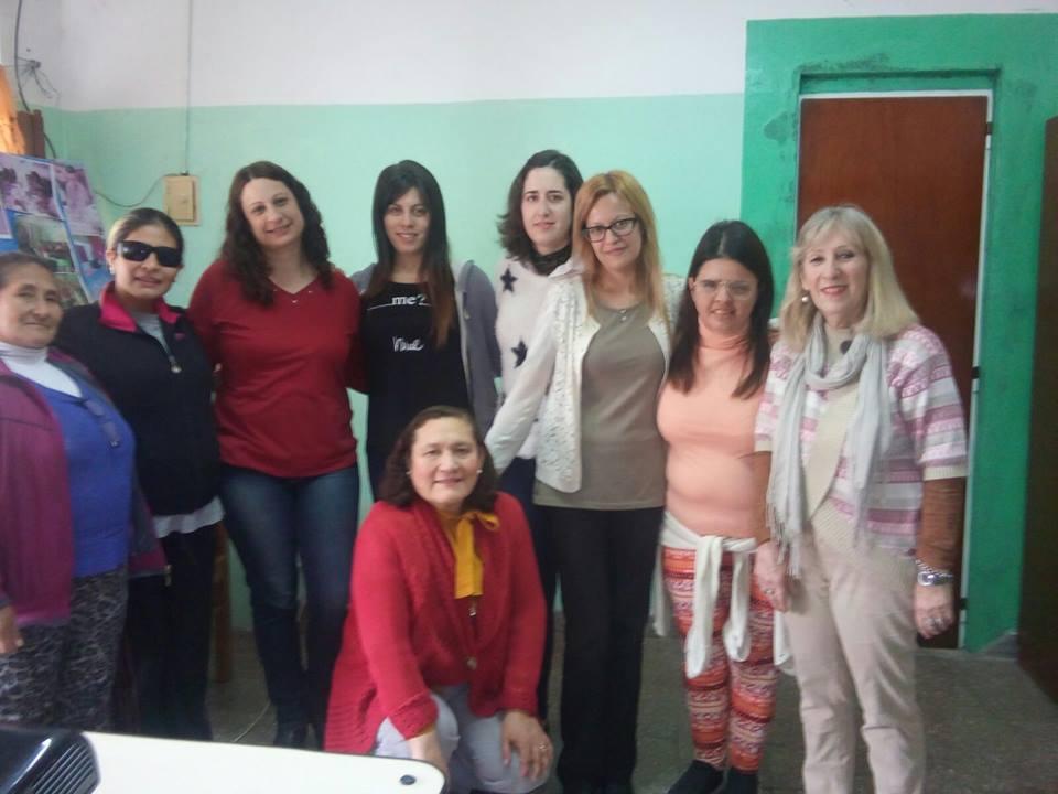 Curso Multiplicadores de la Convención de los Derechos de las Personas con Discapacidad 2015