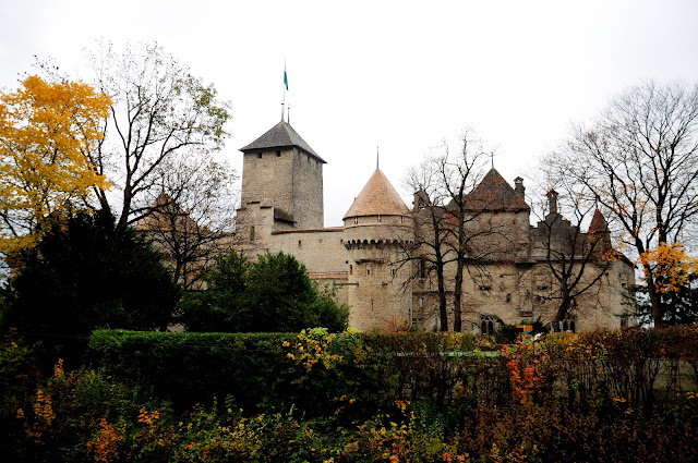 castillo de chillon visitar suiza