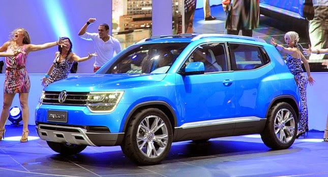 Volkswagen Taigun HD Image