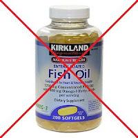 whichi fish oils not to take