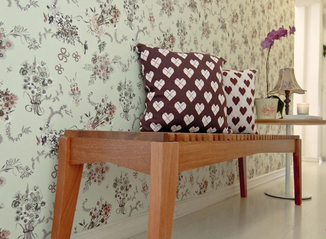 Redlar renove os ambientes da sua casa com tecidos de parede for Como alisar paredes irregulares