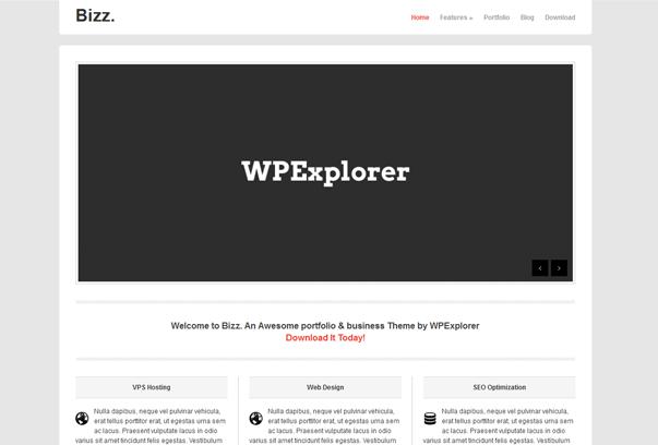 fresh free wordpress themes+%25283%2529 2012 En Güzel Bedava WordPress Temaları indir