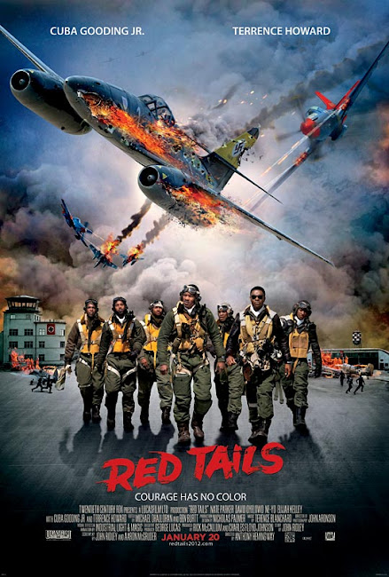 (ตัวอย่างหนังใหม่) (ซับไทย)  Red Tails (Trailer2)