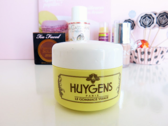 Huygens Le gommage visage Glossybox
