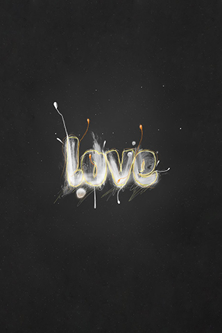 Simple Love Wallpaper For Mobile : Simple Love Theme
