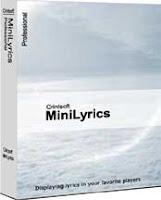 MiniLyrics 7.0.676  + Serial 1