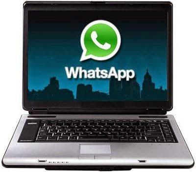 Cara setting Whatsapp di Komputer