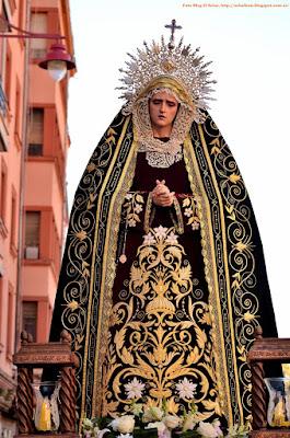 María Santísima de la Misericordia. León. Foto G. Márquez. 2015