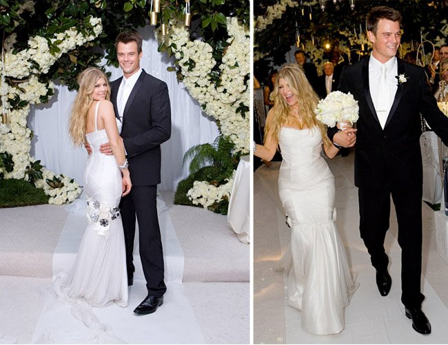 Wedding Dresses Worn By Celebrities 106