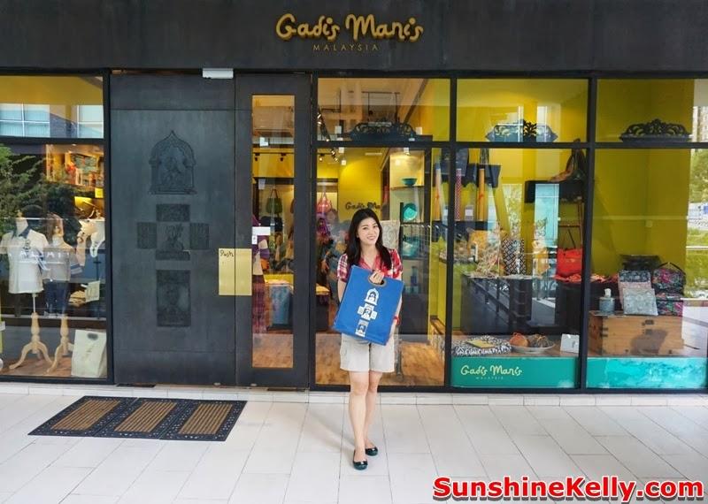 Gadis Manis Malaysia, malaysian ethnic gift souveniers, Solaris Dutamas