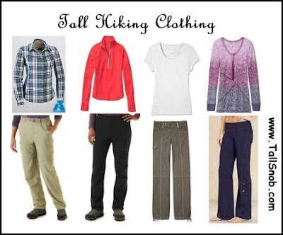 women's tall outfits tall hiking clothing tall workout clothing