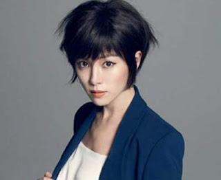model potongan rambut pendek wanita asia cutes brief with bangs
