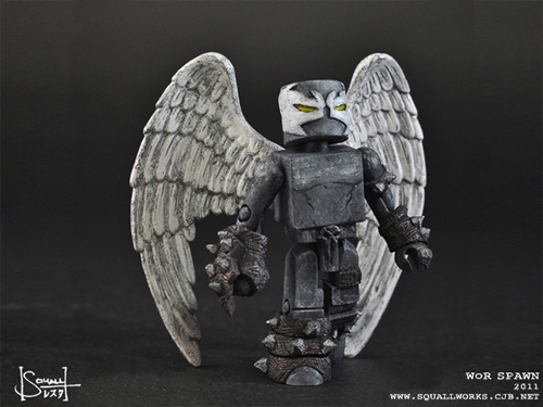 Wings of Redemption Spawn Minimate
