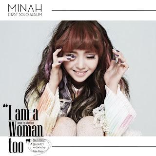 Lirik Lagu Minah Girl's Day (민아) I Am a Woman Too (나도 여자에요)