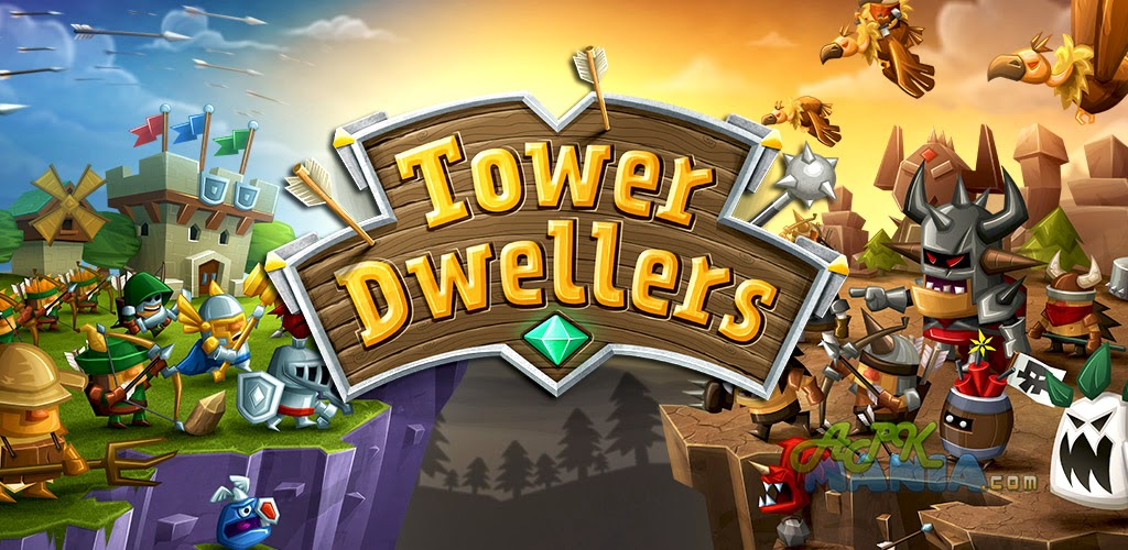 Download Tower Dwellers Apk + Data