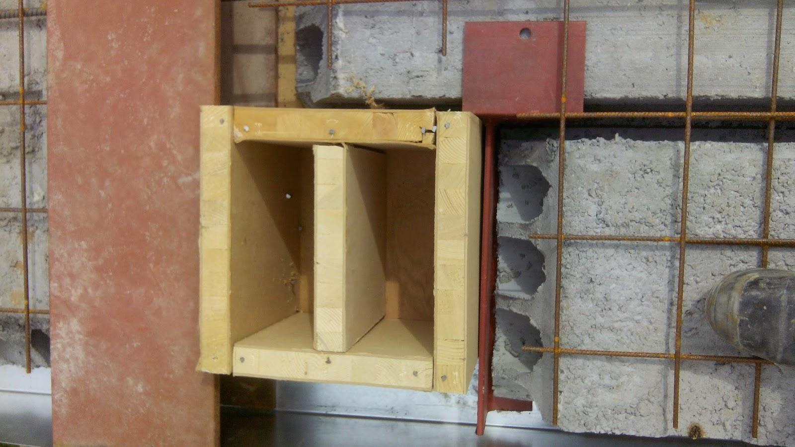 Zelf betonnen trap storten project w l wij bouwen zelf for Trap bouwen