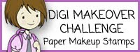 Paper Make Up Stamps