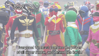 gokaiger screencaps