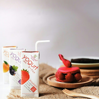 Manfaat Yoghurt Heavenly Blush