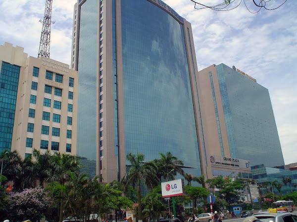 Centro comercial en Hanoi