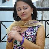 Usha Photos in Salwar Kameez at Gundello Guchi Guchi Champake Movie Press Meet 22