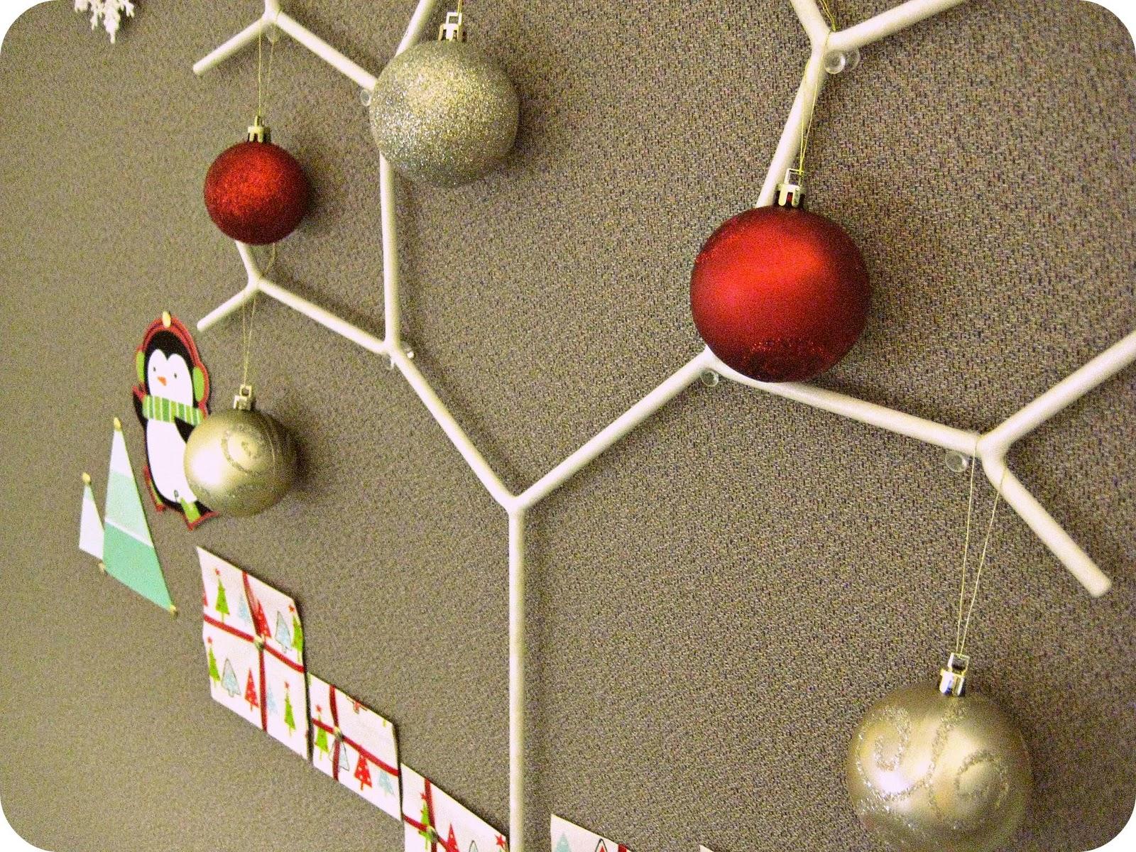 Winter Wonderland Decorations For Cubicles