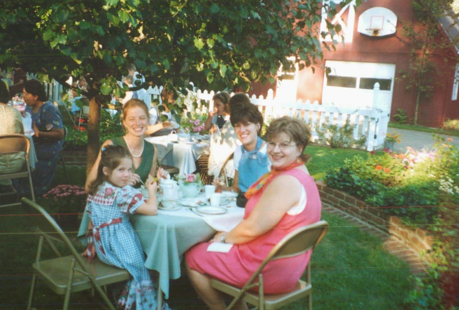 2001 Garden Tea