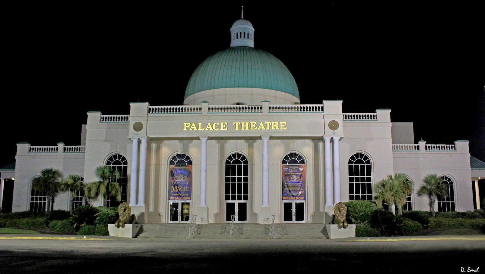 theater producers south carolina