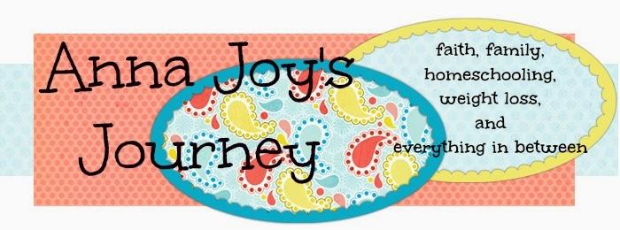 Anna Joy's Journey