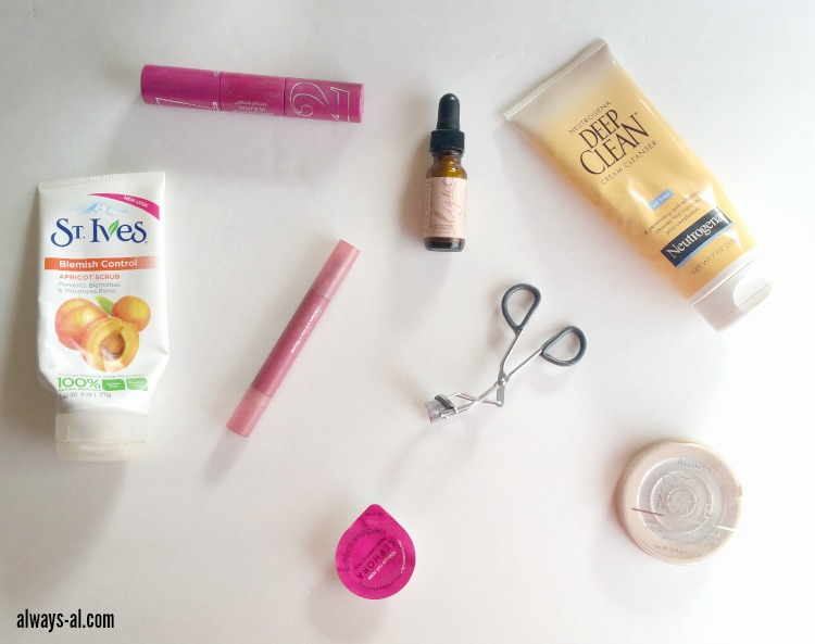 September & October Beauty Empties