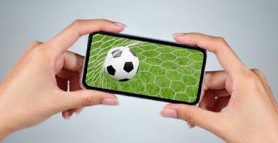 Los deportes en los dispositivos móviles