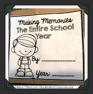 https://www.teacherspayteachers.com/Product/Back-to-School-Paper-Bag-Memory-Album-Document-the-Whole-Year-721175