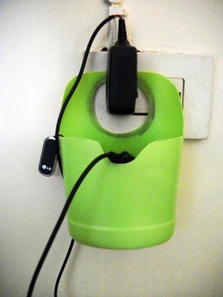 Porta-cargador de teléfono Manualidades / Más manualidades