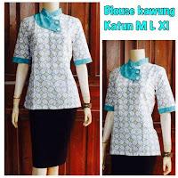 Blouse Batik DBT 4053