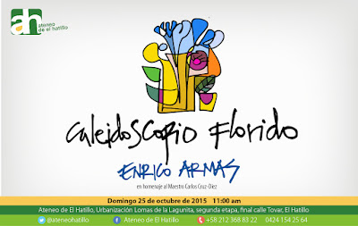 Enrico Armas Caleidoscopio Florido http://www.enricoarmas.com/