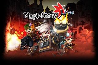 MapleStory Live Deluxe