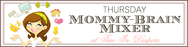 Mommybrain mixer+Banner Mommy Brain Mixer Woop Woop!