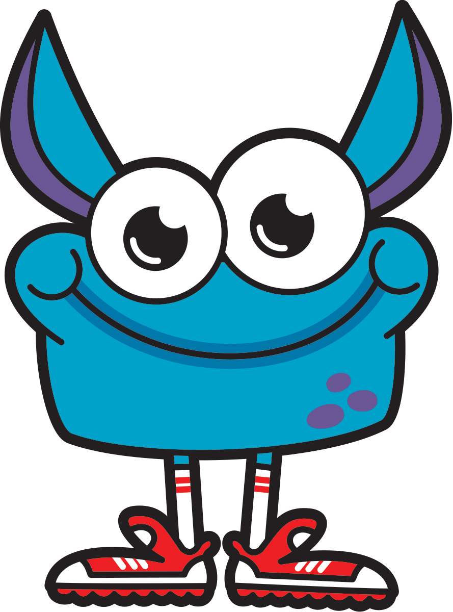 gonoodle monsters coloring pages - photo#18