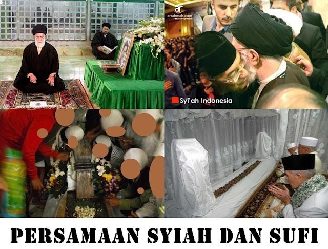 Persamaan antara Syiah Dan Sufi