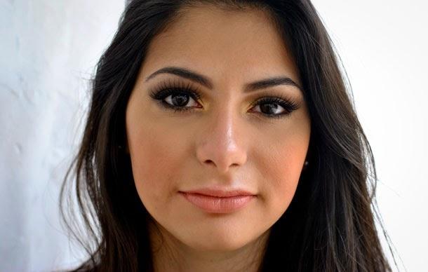 Maquiagem básica, clássica e universal: marrom e dourado!