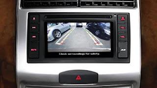 Rearview Camera - Nissan mobil terbaik